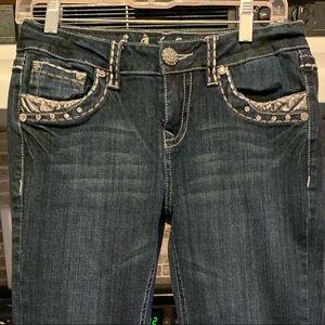 LA Idol Jeans 7x34